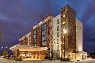 萬豪達拉斯路易斯維爾酒店溫泉山套房