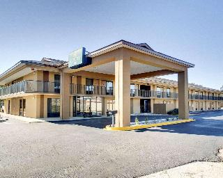 Quality Inn Holly Springs Nationa Forest