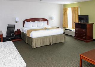 Quality Inn Warsaw near Rappahannock River
