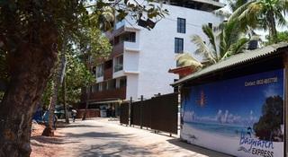 Kyriad Hotel Candolim, Goa