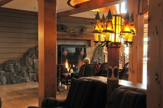 Old Faithful Snow Lodge
