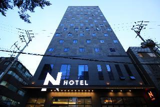 Seoul N Hotel Dongdaemoon