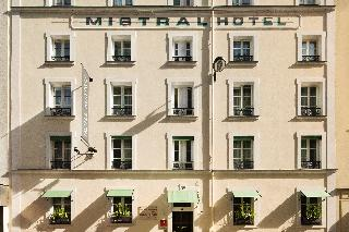 米斯塔爾酒店