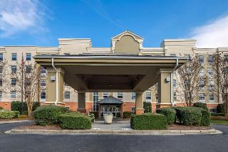 Holiday Inn Express and Suites Huntersville Birkda