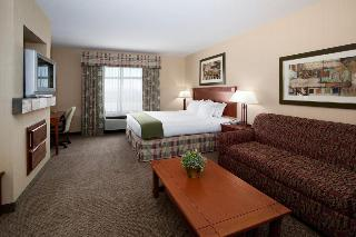 Holiday Inn Express and Suites St. George North Zi