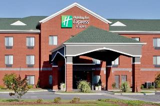 Holiday Inn Express and Suites Suffolk