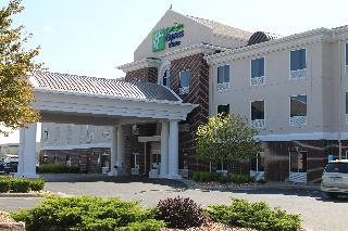 Holiday Inn Express and Suites Sedalia