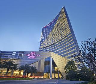 Crowne Plaza 漳州融信皇冠假日酒店