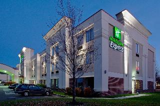 Holiday Inn Express & Suites Columbus SW-Grove Cty
