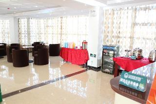 GreenTree Inn JiangSu SuZhou HeShan Business Hotel