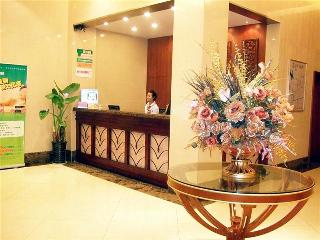 GreenTree Inn AnHui HeFei NanYuan Business Hotel