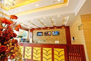 GreenTree Inn Changzhou Jinghu High-speed Station