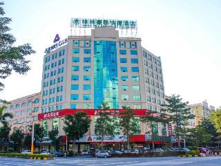 格林豪泰陽江西平路汽車總站快捷酒店