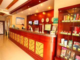 GreenTree Inn SuQian XiHu Road BaoLong JinYing