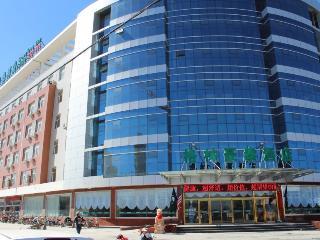 GreenTree Inn Hebei Zhangjiakou Yu County Bus Stat