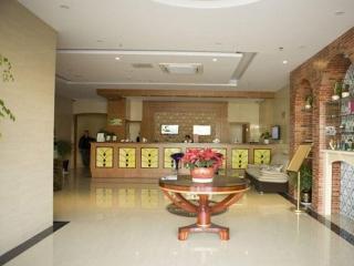 GreenTree Inn Suzhou Taiping High-speed North