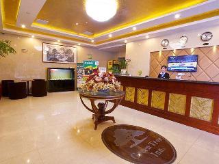 GreenTree Inn Hefei Qianshan Rd Business Hotel