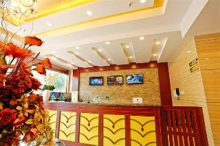 GreenTree Inn PingZhou Metro Station Business Hote