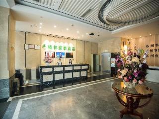 GreenTree Inn Suzhou Dongwu North Road Business Ho