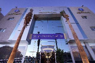 InTour Qurtobah hotel