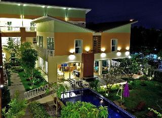 U Tiny Boutique Suvarnabhumi Airport Hotel