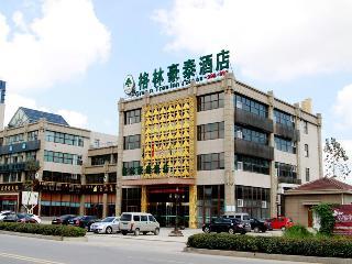 GreenTree Inn Sheyang  Xingfuhuacheng Commercial S