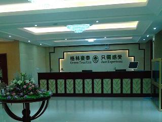 GreenTree Inn HuoQiu  JianXing Road Express