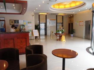 GreenTree Inn Shanghai Zhujing Business Hotel