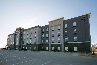 Hampton Inn & Suites Stroud, OK