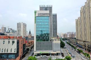 蚌埠中心智選假日酒店