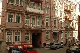 Kiev Accommodation Apartments on Mikhailivska st.