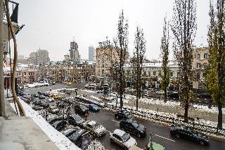 Kiev Accommodation Apart. on T.Shevchenko blvd.