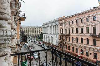 Kiev Accommodation Apartments On Horodetskogo Str.