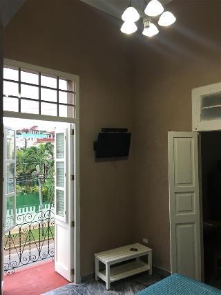 Hotel 21D Havana Orfila Room