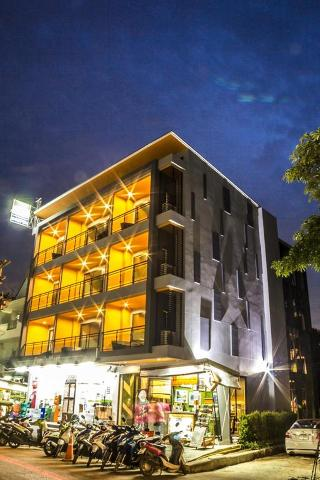 The Capuchin Hotel Krabi