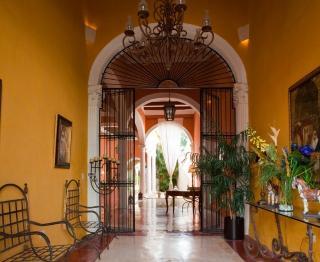 Hacienda Merida VIP