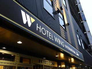 Hotel Wing International Select Osaka Umeda