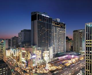 Lotte Hotel Seoul Executive Tower