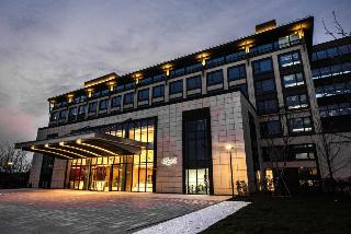 Q-Box Hotel Shanghai Sanjiagang