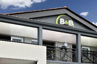 B&B Hôtel LA ROCHELLE Angoulins sur mer