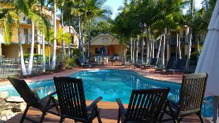 at Beach Court Holiday Villas