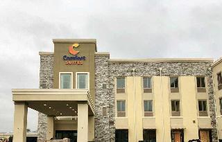 Comfort Suites Burlington near I-5
