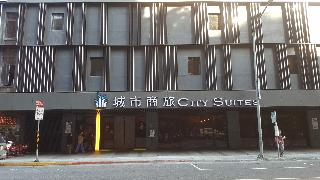 City Suites Taipei Main Station