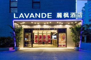 LAVANDE HOTEL GUANGZHOU HUANGPU WENCHONG METRO STA
