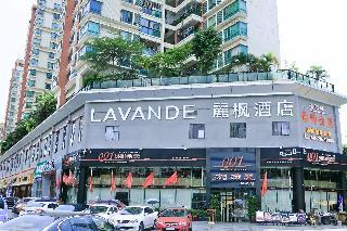 Lavande Hotel Shenzhen Qianhai Times City