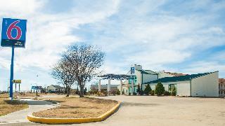 德克薩斯科西卡納 6 號汽車旅館