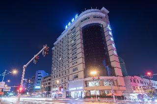 LAVANDE HOTEL HEYUAN AVENUE ASIA S FIRST FOUNTAIN