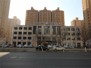 Jinjiang Metropolo Hotel Baotou Railway Station BR