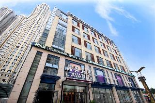 LAVANDE HOTEL RIZHAO PLAZA WANDA CINEMA