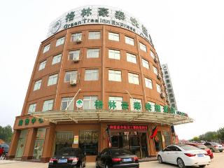 Greentree INN Suzhou Xiao County Zheshang Market E